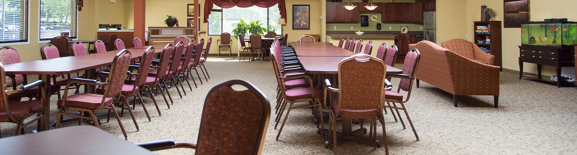 Senior Living Amenities and options
